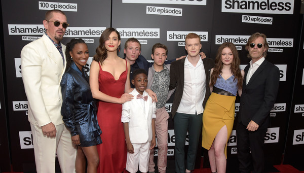 "Showtime's ""Shamelesss"" 100 Episode Celebration - Arrivals"