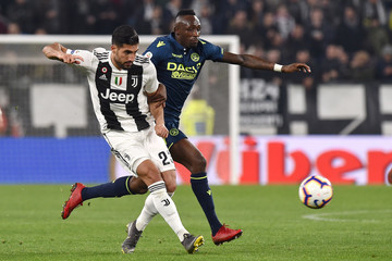 Emre Can Juventus vs. Udinese - Serie A