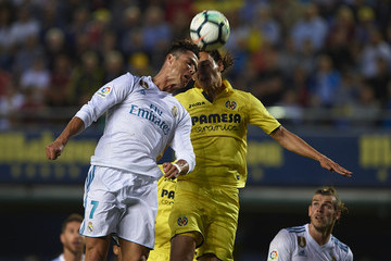 Enes Unal Villarreal vs. Real Madrid - La Liga