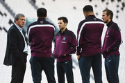 Andros Townsend and Harry Kane Photos Photo