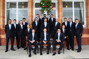 Paul Collingwood and Alastair Cook Photos Photo