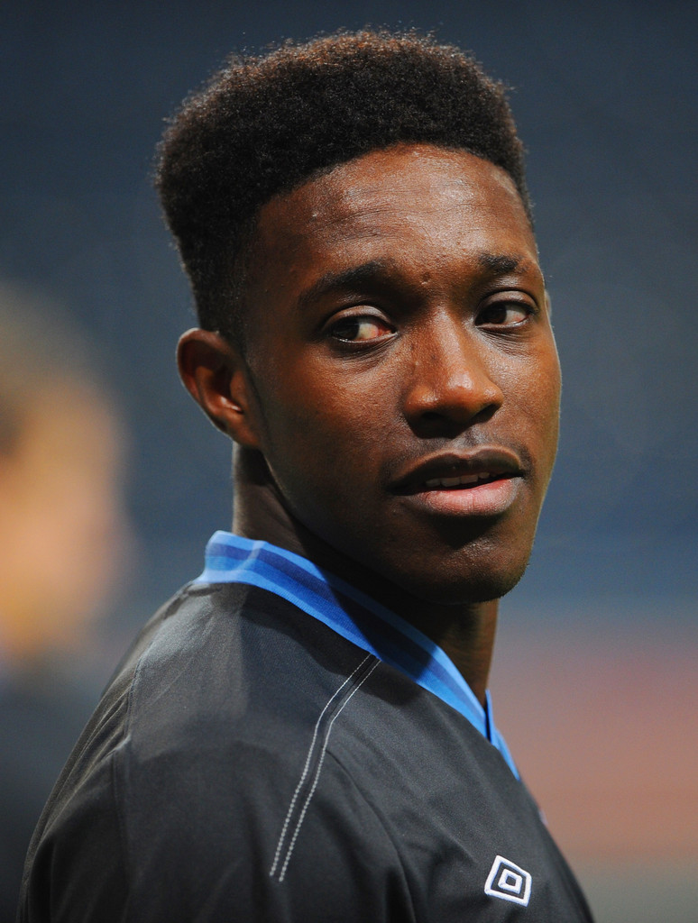 danny welbeck in england training and press conference