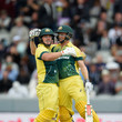 George Bailey and Aaron Finch Photos