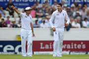 Kevin Pietersen and Andrew Strauss Photos Photo