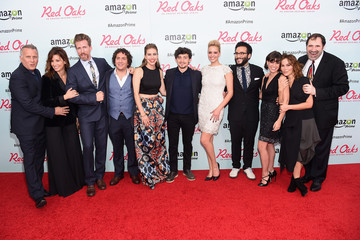 Ennis Esmer Amazon Red Carpet Premiere for Brand New Original Comedy Series 'Red Oaks'