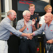 Sir Stirling Moss and Helmut Zwickl Photos