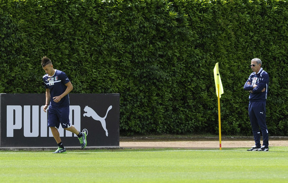Italy Training Session []