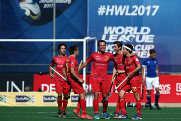 Enrique Gonzalez FIH Hockey World League - Men's Semi Finals: Day 4