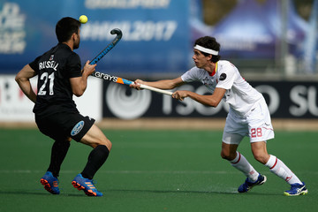 Enrique Gonzalez FIH Hockey World League - Men's Semi Finals: Day 5