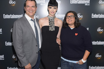 David Hemingson Entertainment Weekly & ABC-TV  Up Front VIP Party