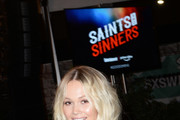 """Kelli Berglund attends Entertainment Weekly + Amazon Prime Video's """"Saints & Sinners"""" Party At SXSW on March 9, 2019 in Austin, Texas."""