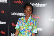 Actress Adepero Oduye attends the Entertainment Weekly celebration honoring this year's SAG Awards nominees sponsored by TNT & TBS and essie at Chateau Marmont on January 17, 2014 in Los Angeles, California.