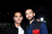 Chace Crawford and Eric Podwall Photos Photo