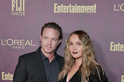 Matthew Alan and Camilla Luddington attend the 2018 Pre-Emmy Party hosted by Entertainment Weekly and L'Oreal Paris at Sunset Tower on September 15, 2018 in Los Angeles, California.