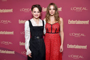 (L-R) Joey King and Hunter King attend the 2019 Pre-Emmy Party hosted by Entertainment Weekly and L'Oreal Paris at Sunset Tower Hotel in Los Angeles on Friday, September 20, 2019.