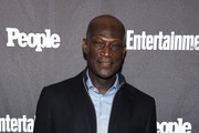 Peter Mensah of Midnight, Texas attends Entertainment Weekly & PEOPLE New York Upfronts celebration at The Bowery Hotel on May 14, 2018 in New York City.