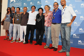"Enzo Avitabile ""Enzo Avitabile Music Life"" Photocall - The 69th Venice Film Festival"