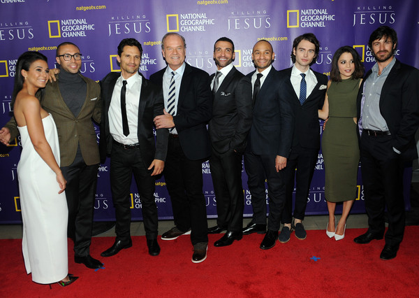 """Red Carpet Event And World Premiere Of National Geographic Channel's """"Killing Jesus"""""""