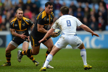 Eoin Reddan Wasps v Leinster Rugby - European Rugby Champions Cup