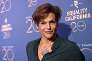 Alexandra Billings attends Equality California's Special 20th Anniversary Los Angeles Equality Awards at the JW Marriott Los Angeles at L.A. LIVE on September 28, 2019 in Los Angeles, California.