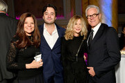 Sue Smalley, Stan Wicks, Meg Ryan and  Kevin Wall attend the annual Make Equality Reality Gala hosted by Equality Now on November 19, 2019 in New York City.