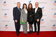 (L-R) Paul Reiser, Paula Ravets, Kevin Wall, and Susan Smalley attend Equality Now's Make Equality Reality Gala 2018 at The Beverly Hilton Hotel on December 3, 2018 in Beverly Hills, California.