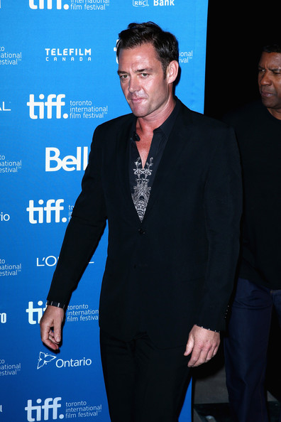 """Marton Csokas in """"The Equalizer"""" Press Conference - 2014 ..."""