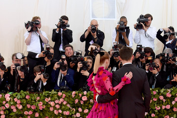 Erdem Moralioglu The 2019 Met Gala Celebrating Camp: Notes On Fashion - Arrivals