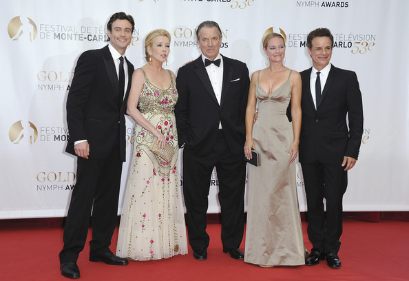 Arrivals at the Monte Carlo TV Festival's Closing Ceremony