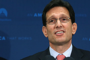 Eric Cantor House Lawmakers Speak to the Press