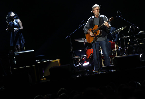 Eric Clapton - Eric Clapton Performs With Jakob Dylan