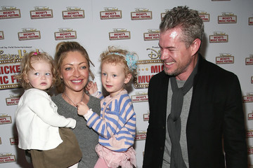 Photo of Eric Dane & his  Daughter   Billie Beatrice Dane