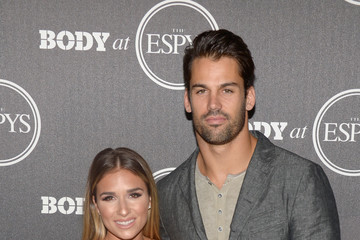 Eric Decker BODY at the ESPYs Pre-Party