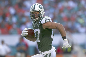 Eric Decker New York Jets v Miami Dolphins