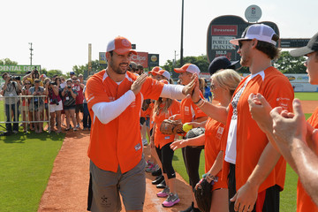 Eric Decker City of Hope Celebrity Softball Game at CMA Festival - Game