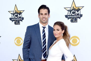 Eric Decker 50th Academy Of Country Music Awards - Arrivals