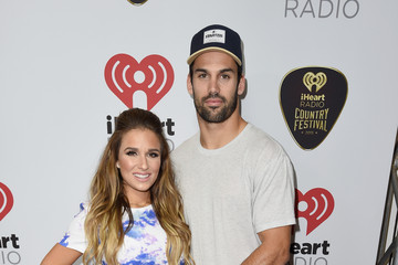 Eric Decker 2015 iHeartRadio Country Festival - Backstage