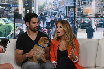 Eric Decker Eric Decker And Jesse James Visit FOX And Friends