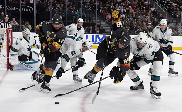 San Jose Sharks vs. Vegas Golden Knights - Game Five