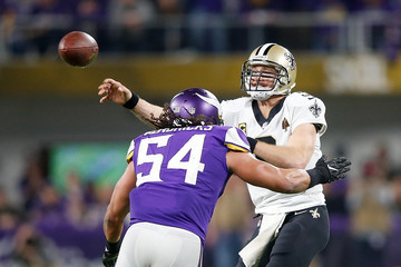Eric Kendricks Divisional Round - New Orleans Saints v Minnesota Vikings