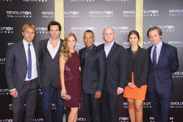 Eric Kripke 'Revolution' Season 2 Premiere in NYC