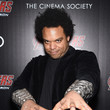 Eric Lewis The Cinema Society Screening Of Marvel's 'Avengers: Age of Ultron' - Arrivals