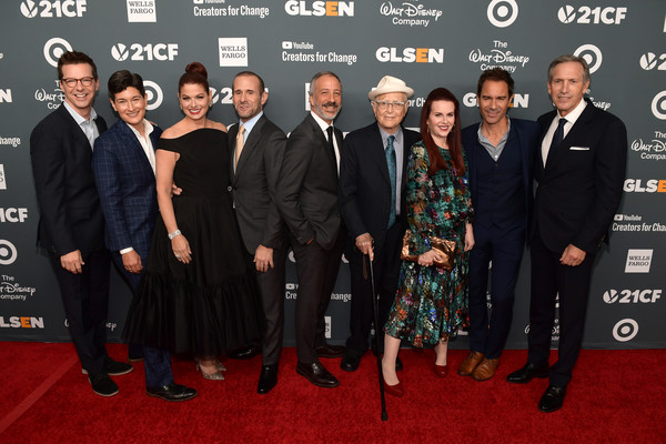 GLSEN Respect Awards – Los Angeles - Red Carpet
