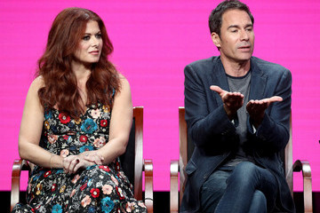 Eric McCormack 2017 Summer TCA Tour - Day 10