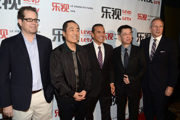 Eric Mika Le Vision Pictures Celebrates the Launch of Le Vision Pictures USA