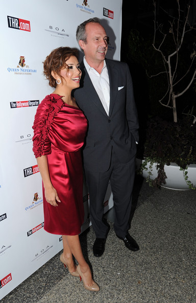 The Hollywood Reporter's Philanthropist Of The Year Award Reception