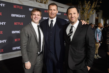Eric Newman World Premiere of Netflix Films 'BRIGHT'