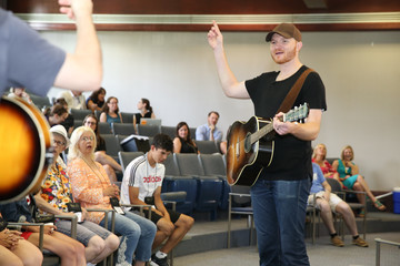 Eric Paslay ACM Lifting Lives Songwriting Session With Producer, Ross Copperman & Artist Eric Paslay