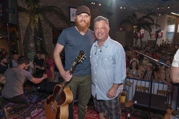 Eric Paslay SiriusXM's The Music Row Happy Hour Live On The Highway From Margaritaville in Nashville - Day 2