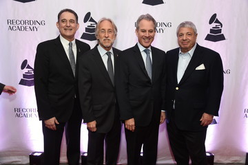Eric Schneiderman 60th Annual GRAMMY Awards - Entertainment Law Initiative
